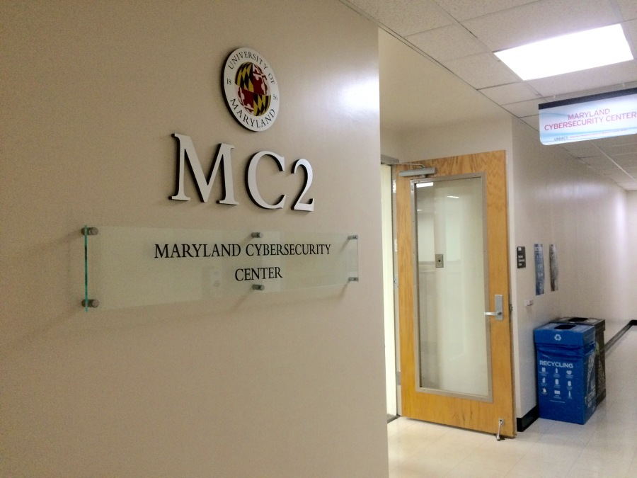 The Maryland Cybersecurity Center, headquartered in the A.V. Williams Computer Science Building, is one of the groups that could contribute information and resources to the new Maryland Academy for Innovation in National Security.