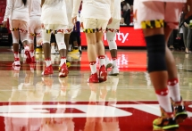 The Terps rolled to victory in a 91-58 at their season opener.
